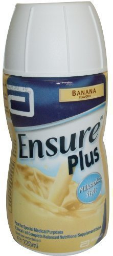 Ensure Plus Banana (Bottle) 220ml by Ensure