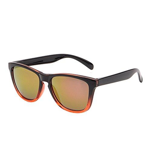 JM Retro Classic Original Wayfarer Sunglasses UV400 54mm Mirrored Lens - Original Sunglasses Classic Wayfarer