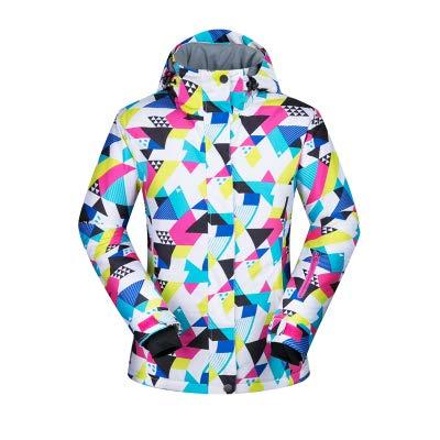 Chaqueta de esquí Impermeable para Mujer Remata Ropa Exterior para Abrigos, XL, Foto: Amazon.es: Ropa y accesorios