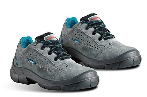 Honeywell 6246108–37/7Bacou acanti S1Hi CI SRC zapatos, tamaño 37