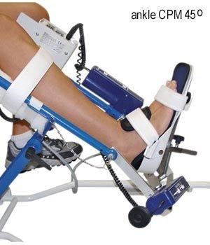Fabrication Enterprises OptiFlex CPM - Ankle Patient kit only