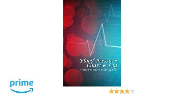 blood pressure tracker chart
