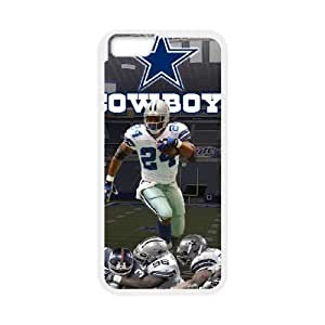 Dallas Cowboys iPhone 6 4.7 Inch Cell Phone Case White 218y3-135755