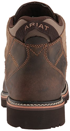 Shoe Exhibitor Distressed Men's Ariat Brown Casual 6wz1xtnvq