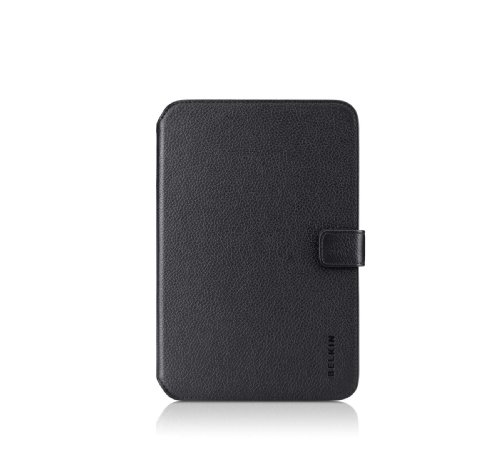 Belkin Verve Tab Faux Leather Folio for Kobo Wireless eReader (Black)
