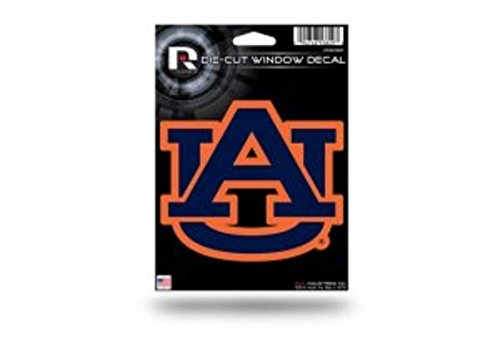 Rico NCAA Auburn Tigers Die Cut Vinyl Decal