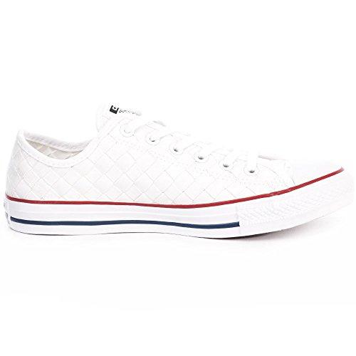 Converse All Star Ox Hombre Zapatillas Blanco Weiß