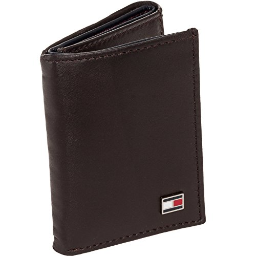 Tommy Hilfiger Genuine Leather Trifold