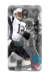 Premium Durable Tom Brady Fashion Tpu Galaxy Note 3 Protective Case Cover
