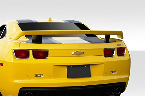 Duraflex ED-KFA-516 High Wing Trunk Lid Spoiler - 1 Piece Body Kit - Compatible For Chevrolet Camaro 2010-2013