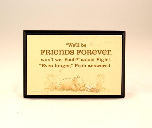 Pooh Friends And (Hallmark Disney's Winnie the Pooh