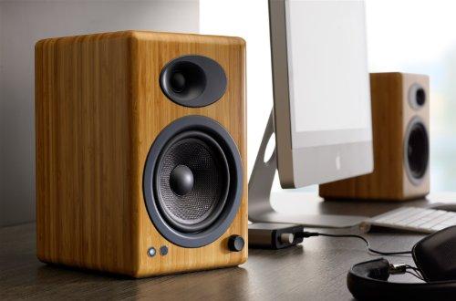 Audioengine A5+N 50 W 2.0 Channel Speakers