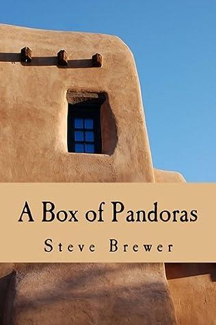 book cover of A Box of Pandoras