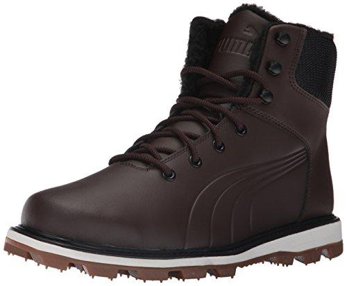 PUMA Men's Desierto Fun L Sneaker,  Puma Black-Puma Black, 9.5 M US