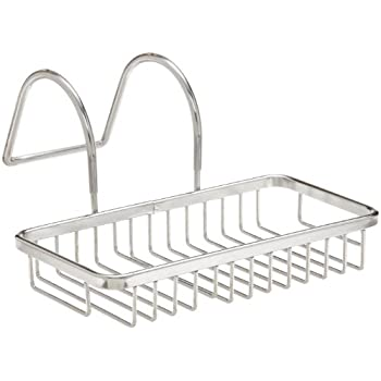 Amazon.com: Organize It All Expandable Chrome Bathtub Caddy/Tray ...