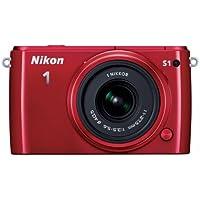 Nikon 1 S1 10.1MP FHD DSLR Camera w/11-27.5mm Lens