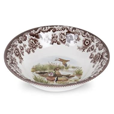 Spode 1566392 Woodland Wood Duck Ascot Cereal Bowl,