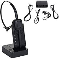 Avaya 9404, 9406, 9504, 9508, 9608, 9611, 9620, 9621, 9630, 9640, 9641G, 9650, 9670, 9620L Wireless Headset with EHS
