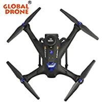 Toys and Hobbies --Quadcopter,Ikevan Global Drone X183 With 5GHz WiFi FPV 1080P Camera GPS Brushless,2 Colors (Black)