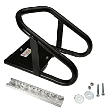 Motorcycle Wheel Chock (Single) - Motorcycle Tie Down Unit