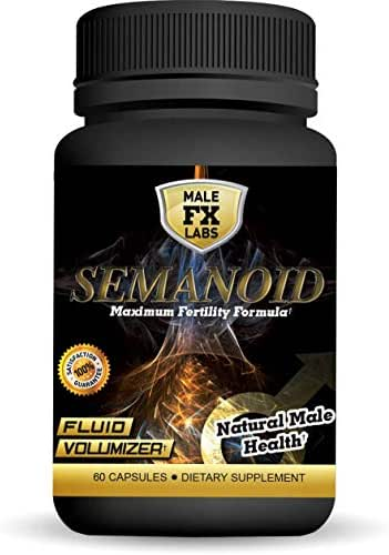 Semanoid (60 Cap) Maximum Fertility Formula and Volumizer
