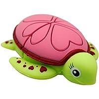 D-CLICK TM High Quality 4GB/8GB/16GB/32GB/64GB/Cool USB High speed Flash Memory Stick Pen Drive Disk (64GB, Turtle)