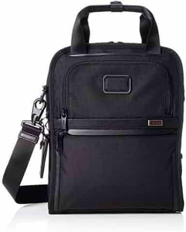 f78c55fb8 TUMI - Alpha 2 & Alpha 3 Medium Travel Tote - Satchel Crossbody Bag for Men