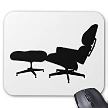 Eames Lounge Chair And Ottoman Mouse Pad