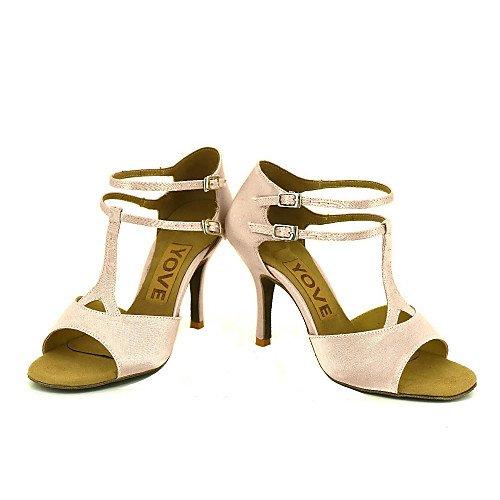 T.T-Q Frauen Frauen Frauen Beruf Tanz Schuhe Nackt 883609