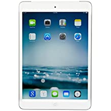 Apple iPad Mini 2 64GB Wi-Fi Only Tablet, White (Certified Refurbished)