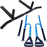 Joist Mount Pull Up Bar & Product Bundles by Ultimate Body P