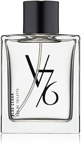 V76 by Vaughn Blue Cedar  Eau de Toilette Spray, 3.4 Fl Oz