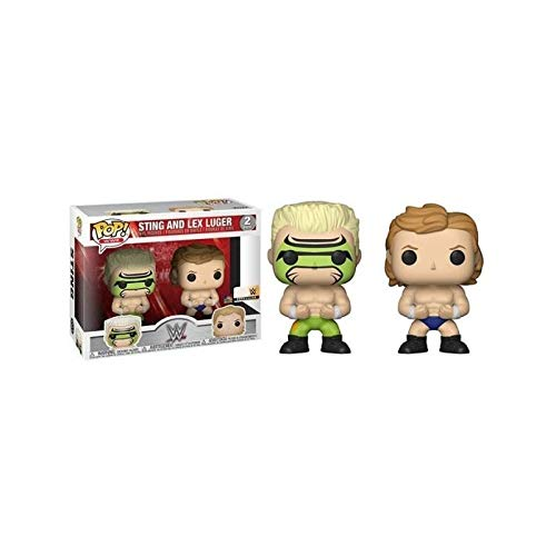 Funko Pop! WWE: Sting and Lex Luger 2 Pack - FYE Exclusive]()