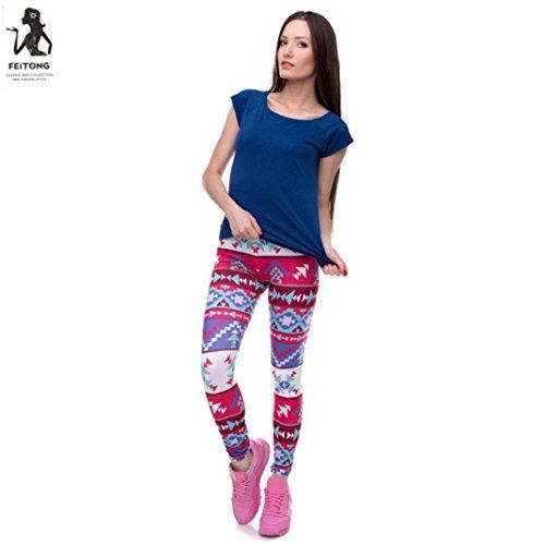 Donna Hosen Pink Damen Pantaloni Sanfashion 1R4qtq