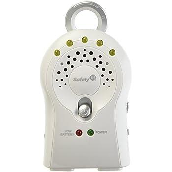 Amazon.com : Safety 1st Sure Glow Audio Monitor : Baby