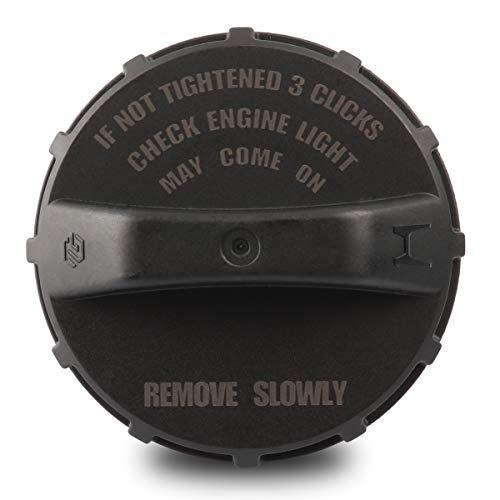 Gas Cap, Fuel Tank Cap Assembly Replaces 17670-S5A-A32, 17670S5AA32 for 2001-2005 Honda Civic, 2002-2004 Honda CR-V, 2003-2005 Honda Element, 2001-2006 Honda Insight, 2001-2005 Honda - Fuel Tank Cap