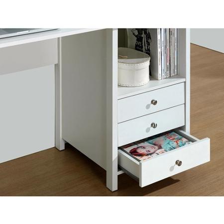 Cool Amazon Com Techni Mobili Contempo Desk White Kitchen Dining Interior Design Ideas Clesiryabchikinfo