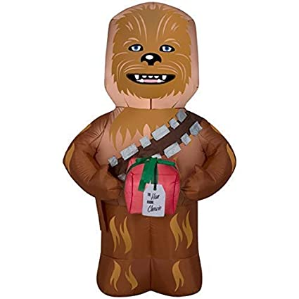 Airblown Inflatable Star Wars Chewbacca 5 FT Tall