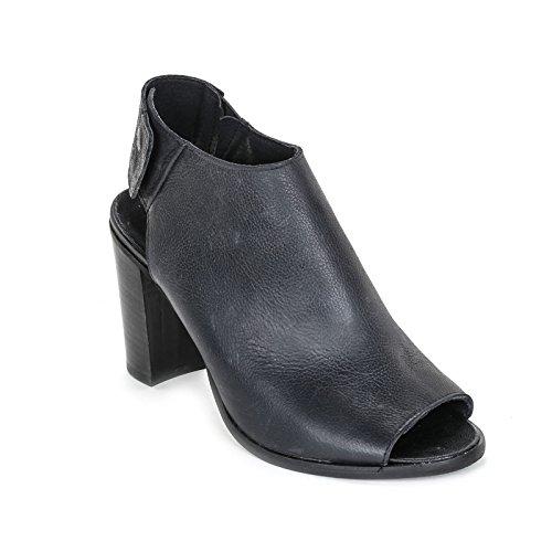 ALESYA by Scarpe&Scarpe - Botines altos sin punta Negro