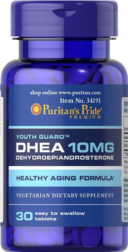 В пуританской гордость DHEA таблетки 10 мг-30