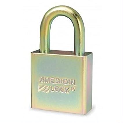 8491ddcf9379 American Lock A5200GLKA Government Padlock, Keyed Alike