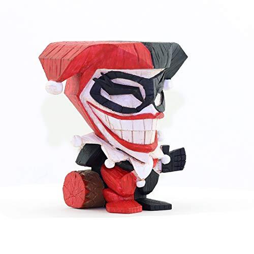 Figure Teekeez Dc Comics Harley Quinn