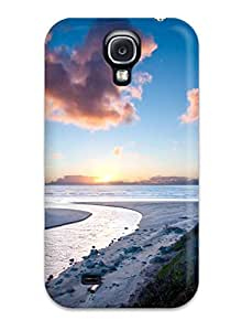 4437298K16126271 Case Cover Beautiful Salmon Creek Galaxy S4 Protective Case