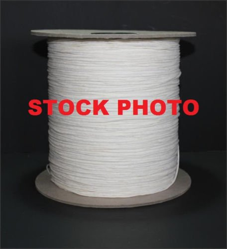 USA Premium Store 15 YARDS OF REGULAR ZINC CORE CANDLE WICK 34/40 - SPOOLS NOT INCLUDED