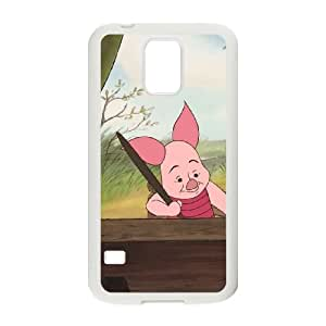Piglet's Big Movie Samsung Galaxy S5 Cell Phone Case White L4034141