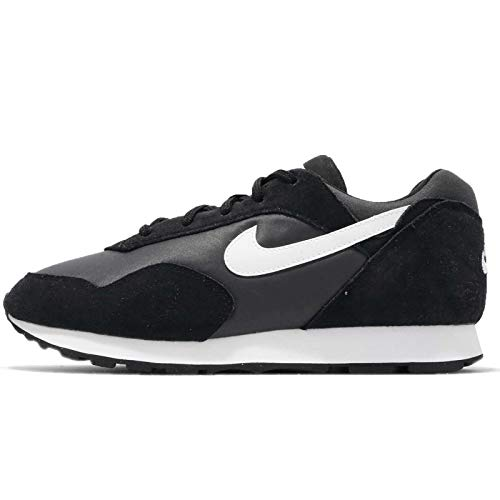 Nike Da anthracite white W Scarpe Basse Outburst Donna 001 Nero black Ginnastica 6qw6rtv
