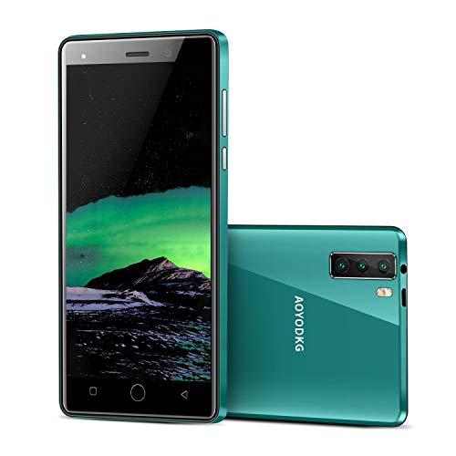 """🥇 Moviles Libres 4G 5.0"""" Tres Cámaras Traseras 8MP+Cámara Frontal 5MP 1GB +16GB Telefono movil 2800mAh Móviles y Smartphone Libres Android 9.0"""