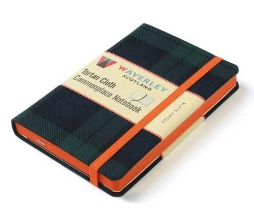 [Black Watch (Waverley Genuine Scottish Tartan Notebook)] (Black People Costumes Ideas)
