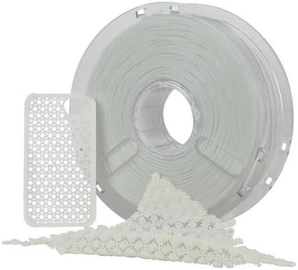 polymaker polyflex 1,75 mm blanco flexible Premium filamento 750 g ...
