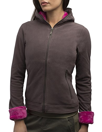SCOTTeVEST Chloe Hoodie - 14 Pockets - Travel Clothing, Pickpocket Proof